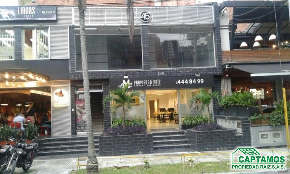 Local disponible para Arriendo en Medellin con un valor de $4,500,000 código 1171