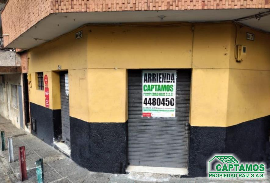 Local disponible para Arriendo en Medellin con un valor de $800,000 código 882