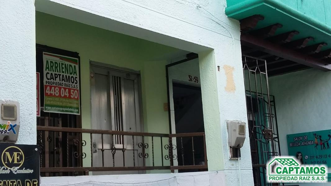 Casa-Local disponible para Arriendo en Medellin con un valor de $1,700,000 código 1112